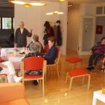 društvene prostorije u staračkom domu