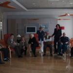 ples u staračkom domu